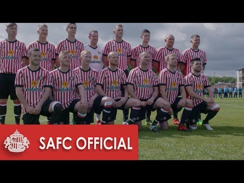 Behind the Scenes: SAFC Kit Launch