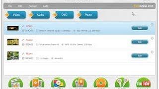 Cómo cortar videos Avi , DivX , MPEG , WMM , 3GP , VCD ,SVCD , MP4 - con vidsplitter - YouTube
