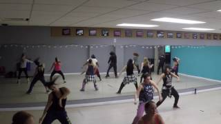 """Adult HipHop w/ Dee Delgado in Wantagh NY - Bruno Mars """"Thats what i like"""""""
