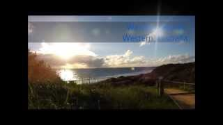 Australian Winter Sunset Timelapse by David Fullard