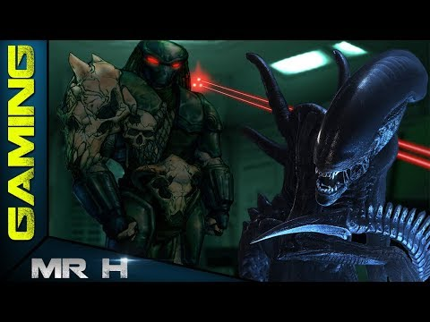 Xxx Mp4 AVP2 Aliens VS Predator 2 Retro Game Walkthrough MARINE MISSION 2 3gp Sex