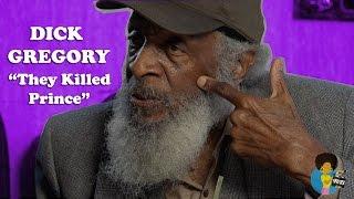 Dick Gregory -