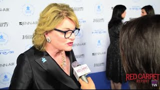 Suzanne Wright, Co-Founder of 'Autism Speaks' at the 10th Anniversary Gala #LAChefs4Autism