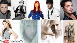 Türkçe Pop Müzik Mix 2013 HD YENI - Turkish Pop Music