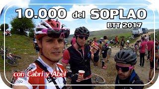 Los 10.000 del SOPLAO BTT    Cabri, Abel Rodriguez y Álvaro Molinos