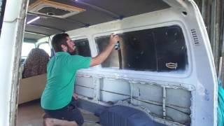 Toyota Hiace Campervan Conversion Australia Part 2