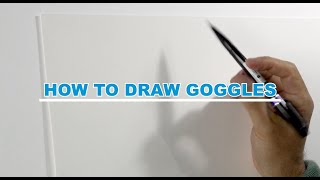 Kim Jung Gi - How to Draw Goggles