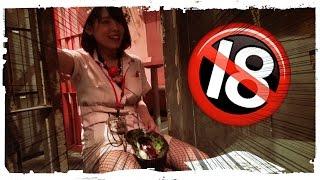 (+18) O restaurante MAIS ERRADO do JAPÃO (Alcatraz E.R.)