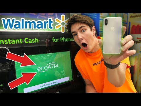 Xxx Mp4 Selling My IPhone X To A Machine At Walmart 3gp Sex