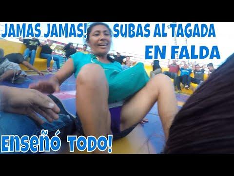 Xxx Mp4 Jams Subas Al TAGADA Con Falda O Se Te Ver Todo Esto Estuvo De INFARTOP 5 3gp Sex