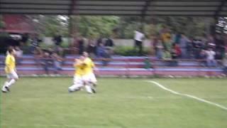 Gol Marka Sochy w meczu z Narolem