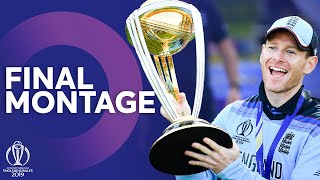 The Incredible World Cup Final Finish   ICC Cricket World Cup 2019