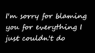 Hurt - Christina Aguilera Lyric (Fitri I'm Sorry, Have You To Forgive Me ? ).mp4