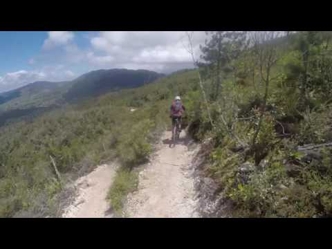 Mountain Biking Rainbow Mountain Rotorua New Zealand