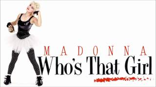 Madonna - 01. Who's That Girl