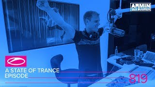 A State Of Trance Episode 819 (#ASOT819)