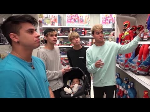 Xxx Mp4 WE LOST OUR BABY BROTHER IN TOYS R US 3gp Sex