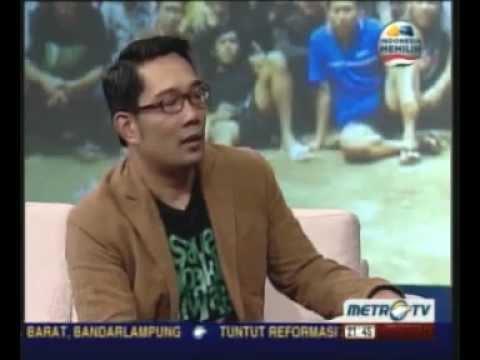 iProud - Ridwan Kamil di Kick Andy: Berbagi Demi Sesama 2