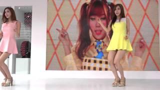 Korean model Im Min Young dance 4K
