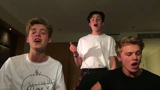 Staying Up - Matoma & The Vamps (Cover)