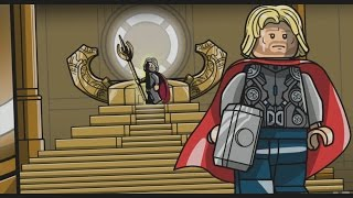LEGO Avengers Thor Dark World