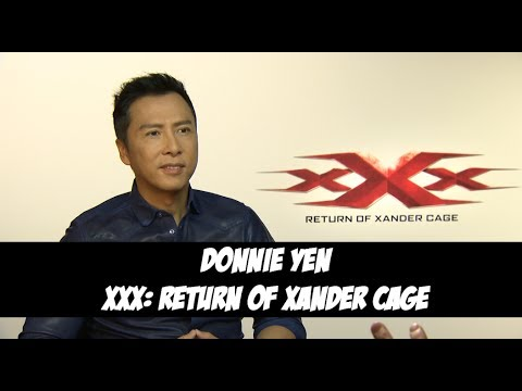 Xxx Mp4 Donnie Yen XXx Return Of Xander Cage Exclusive Interview 3gp Sex
