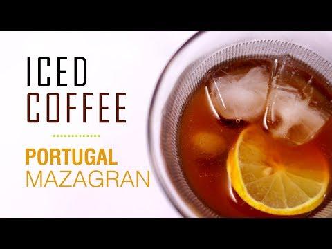 Xxx Mp4 Portugal Mazagran Iced Coffee Lemonade Recipe Cold Coffee Recipe Online Kitchen WOW Recipes 3gp Sex