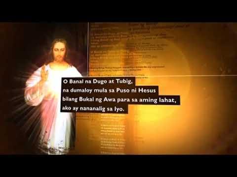 God Almighty School : 3 o' clock prayer Courtesy ABS CBN Channel