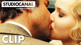 SERENA CLIP #1 - Jennifer Lawrence and Bradley Cooper share a passionate kiss in Serena