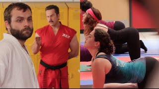 Enter The Dojo S3, Episode 7: Yoga To Be Kidding (Part 1)
