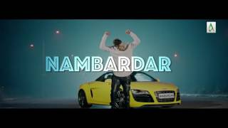 NAMBARDAR   RIDE PE Official Video Nambardar New Video Songs 2016 Music Javed