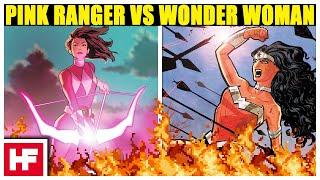 Pink Ranger VS Wonder Woman *DeathMatch* HD