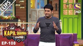 Kapil Sharma's Insights On The Vegetables Inside A Fridge - The Kapil Sharma Show - 21st May, 2017