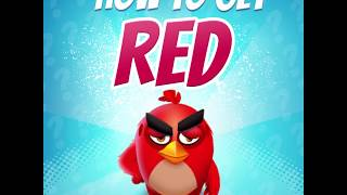 Angry Birds Match - Tutorial:  How to get Red