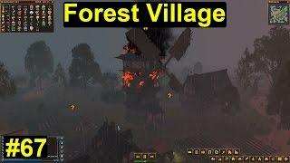 Life is Feudal: Forest Village [Early Access] - die Mühle brennt #67 - Deutsch/German