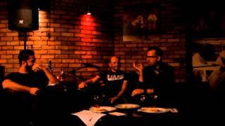 Talkshow Viktora Horjána Odtiaľ-potiaľ s Csongorom Kassaiom a Ferom Mikloškom