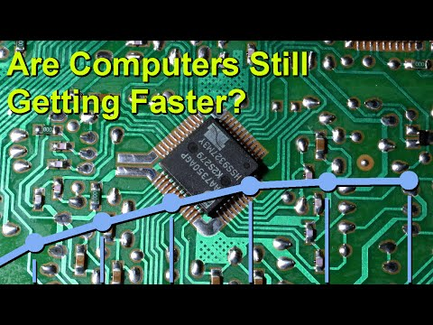 Are Computers Still Getting Faster