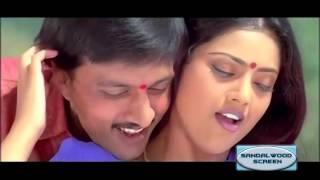 Swathi Mutthu Kannada Movie Video Song || Manasu Bareda || Sudeep,Meena