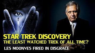 Star Trek Discovery: The Firing of Les Moonves and the Failure of the Shorts