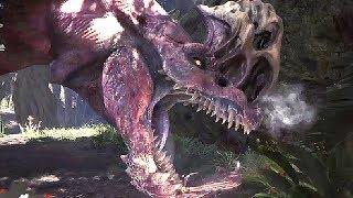 All Bosses So Far (Monster Hunter World)-  (BETA)