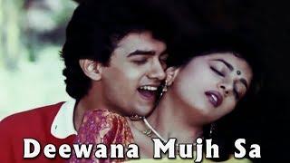 Deewana Mujh Sa Nahin - Aamir, Madhuri, Deewana Mujh Sa Nahin Song