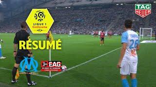 Olympique de Marseille - EA Guingamp ( 4-0 ) - Résumé - (OM - EAG) / 2018-19