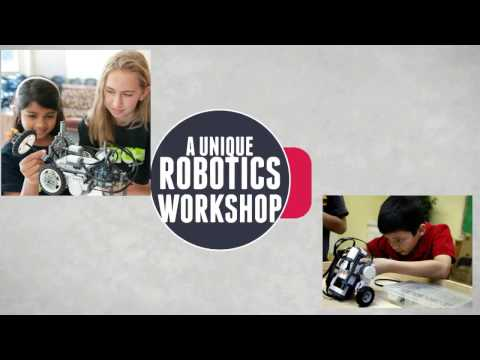 Robotics Workshop for Kids (classes 3 to 10) by Bhub