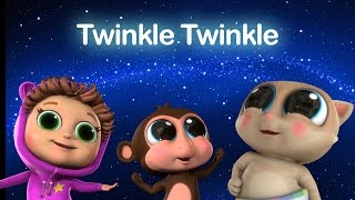 Twinkle Twinkle Little Star (Learn Shapes) | Nursery Rhymes and Baby Songs