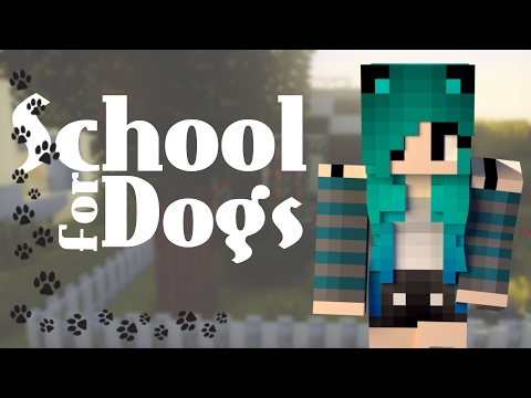 Minecraft: School For Girls [S:3 Dog Edition] Episode 8 | Welsh Corgi Library