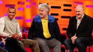 How to pronounce Pedro Almodovar's surname - The Graham Norton Show - Series 13 Episode 4 - BBC One