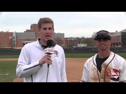 2016 Ship Baseball vs. Millersville (10th inning)