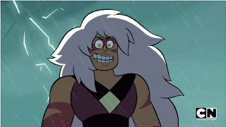 Steven Universe - Jasper Returns (Clip) Alone At Sea