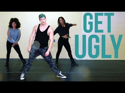 Get Ugly - Jason Derulo | The Fitness Marshall | Dance Workout