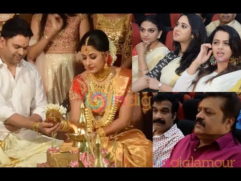 Xxx Mp4 Actress Jyothi Krishna Marriage Video Suresh Gopi Bhavana Mia George Attends 3gp Sex